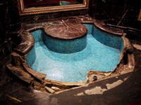 "The ""Goldfish Pool"" at Loew's Jersey Theater"