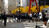 Occupy Wall Street (11/15): Liberty Plaza