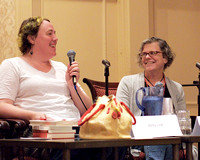 Kelly Link interviews Maureen McHugh at Readercon 24