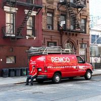 Hell's Kitchen: Red, Remco, Ron Paul