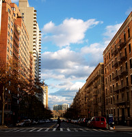 East 79th Street, looking toward the East River