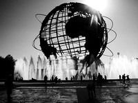 Unisphere afternoon