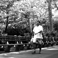 Carl Schurz Park: August 8th, 2009