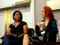 Kate Nepveu and Naomi Novik, Readercon 2017