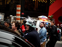 Occupy Wall Street: Why I can't be a photojournalist