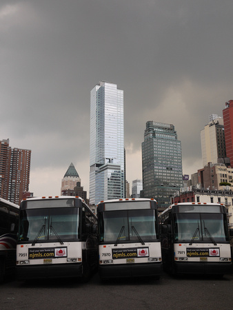 Incoming storm, Hell's Kitchen