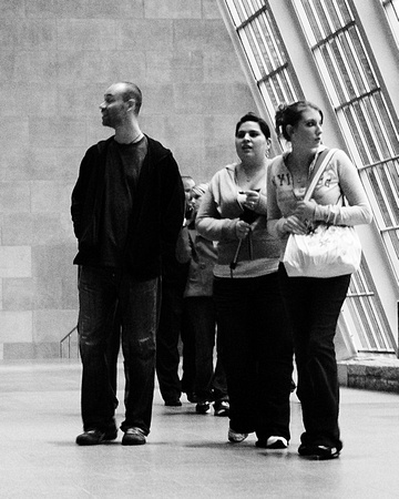 At the Temple of Dendur